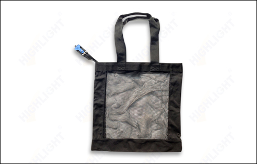 How to use security shopping bag - EAS alarm shopping bag